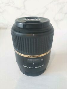 Tamron 60mm f2 Macro for Sony A mount