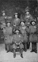 B85378 tower group of yeomen warders undress uniform military london uk