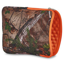 Ipad Tablet Sleeve Neoprene + Eggcell Foam Inner Realtree Xtra Green Camo Design