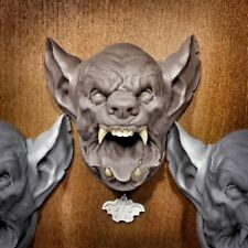 Andy Bergholtz The Wolf Werewolf Translucent Resin Magnet