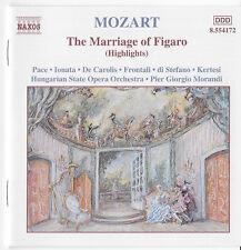 Mozart: The Marriage of Figaro / Pace, de Carolis, Frontali, Morandi 2000 CD!