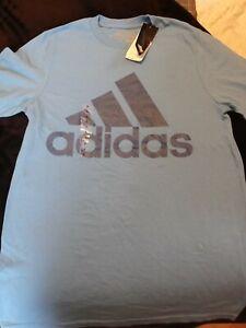 Adidas Adult Small T shirt NWT