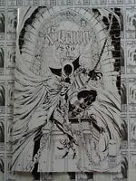 Spawn (1992) Image  - #300, J. Scott Campbell B/W Variant, McFarlane/Snyder, NM