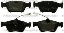 Disc Brake Pad Set-Galaxy Ceramic Disc Pads Front NewTek SCD710