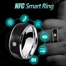 NFC Smart Finger Ring Intelligent Wear Connect Android Phone Equipment Rings~