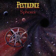 PESTILENCE - Spheres DCD NEU Re-Release