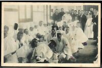 RUSSO JAPANESE WAR MILITARY JAPAN RED CROSS ANTIQUE POSTCARD