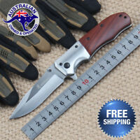 Browning  Folding Knife Hunting Camping Tactical Outdoor Small Pocket Tool