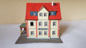 Auhagen, DDR, Pappe, Postamt  109/2003 1/34, Temos, Schaller, Swart