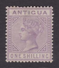 Antigua. 1886. SG 30, 1/- mauve. Mounted mint.