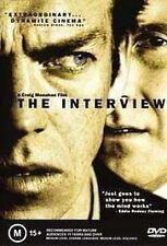 The Interview - DVD AUSTRALIAN MOVIE 1998 - ARTHOUSE RARE HUGO WEAVING  REGION 4