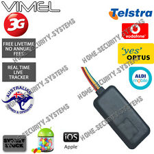 3G GPS Tracker Motorbike Car Yacht Hardwired Kit Anti Theft Vibration Mode