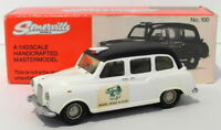 Somerville Models 1/43 Scale 100 - Austin FX4 Taxi - White