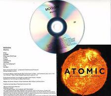 MOGWAI Atomic 2016 UK watermarked & numbered 10-track promo CD