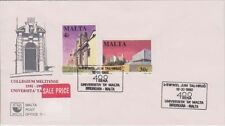 Maltese First Day Covers