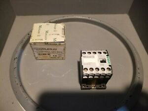 Klöckner moeller Dil mc12 bobinas tensión 24 VDC