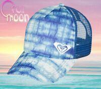 New Roxy Water Come Down Womens Snapback Trucker Cap Hat
