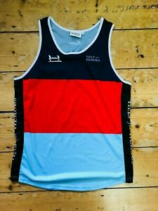 Help for Heroes UK ARMY Running Vest Size XL Extra Large