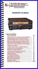 NIFTY MM-TS590SG Nifty! Compact TS-590SG Mini-Manual