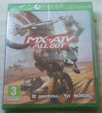 JEU XBOX ONE : MX vs ATV ALL OUT ( Neuf sous Blister )