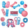 KONG Puppy Dog Toy Teething Chew - Stick, Goodie Bone, Activity Ball, Tyre, F...