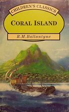 Coral Island by R. M. Ballatyne Very Good Used Condition FREE AUS POST paperback
