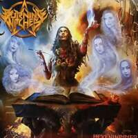Burning Witches Hexenhammer 2 X LP VINYL Nuclear Blast 2018 NEW