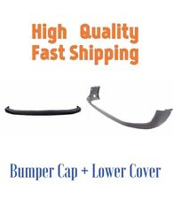 NEW Bumper Cover Combo Kit Upper & Lower for 1994-2001 Dodge Ram 1500 2500 3500