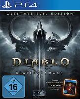 Diablo 3 III PS4 Sony PlayStation4 Reaper Of Souls Ultimate Evil Edition NEU OVP