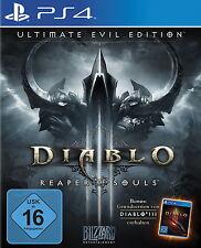 Diablo III: Reaper Of Souls - Ultimate Evil Edition (Sony PlayStation 4, 2014)