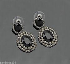 Mode-Ohrschmuck aus Glas für besondere Anlässe