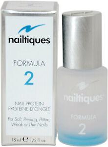 Nailtiques Formula 2 Nail Protein 15ml 1/2oz