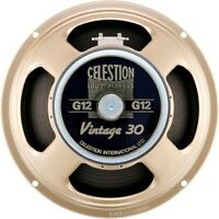 "Celestion Vintage 30 60W, 12"" Guitar Speaker 8 Ohm"