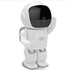 Wireless Camera 1.3MP 960P HD PTZ MINI Robot IP Network Onvif Audio Motion Alarm