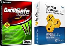 BitDefender Game Safe Antivirus Defence & tune up utilities 2013  new&sealed