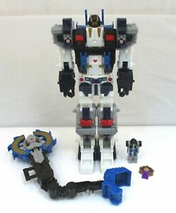 Transformers Cybertron METROPLEX Leader Class Figure Complete Hasbro 2006