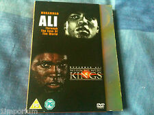 Muhammad ALI Through The Eyes Of The World & When We Were Kings (2-Disc DVD set)