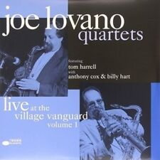 Joe Quartet Lovano-at the Village Vanguard vol.2 (REM + DL-code) 2 VINILE LP NUOVO