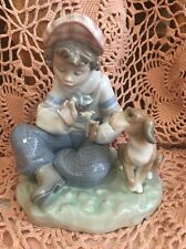 Lladro 5450 I Hope She Does... RETIRED! No Box! Mint Condition! L@@K!