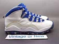 3dfe662486d8 Nike Air Jordan X 10 TXT Royal Retro GS 2012 sz 4Y