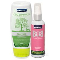 Ancol BB Dog Cologne & 200ml Tree Dog Shampoo