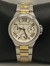 Michael Kors MK6448 Men's Stainless Steel Analog White Dial Quartz Watch KS339