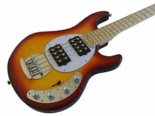 Bass Guitar Stingray Right-handed 24 Frets 4 Strings HasGuitar Maple