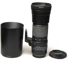 Tamron AF 200-500 mm f/5-6.3 af di F. Canon