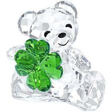 Swarovski Kris Bear Good Luck # 5063321 New in Original Box