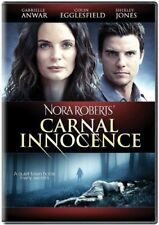 NORA ROBERTS CARNAL INNOCENCE New Sealed DVD