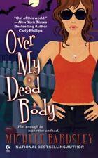 Over My Dead Body (Broken Heart Vampires)
