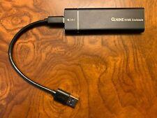 Q-Nine USB Enclosure with 256GB NVME M.2 SSD - Excellent!