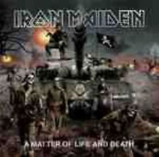 A Matter of Life and Death by Iron Maiden (CD, Jun-2008, Capitol)