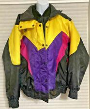 Vtg ColdWave Snowmobile Jacket Sz Large Womens Coat Retro Ladies Coat Winter L